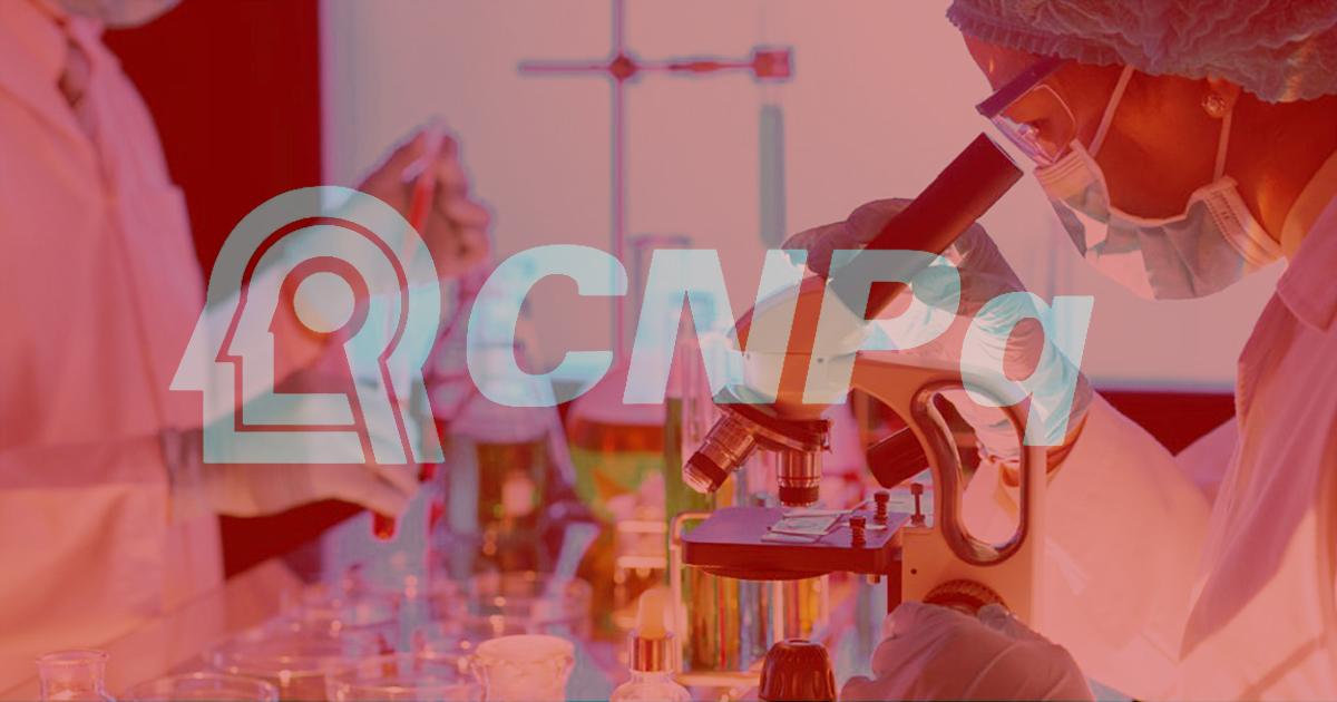 Fotomontagem de Beatriz Abdalla/Jornal da USP sobre fotos de 123RF e logo CNPq