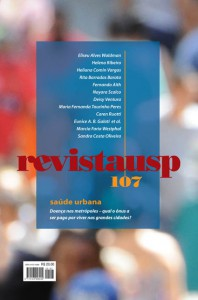 Capa da Revista USP nº 107