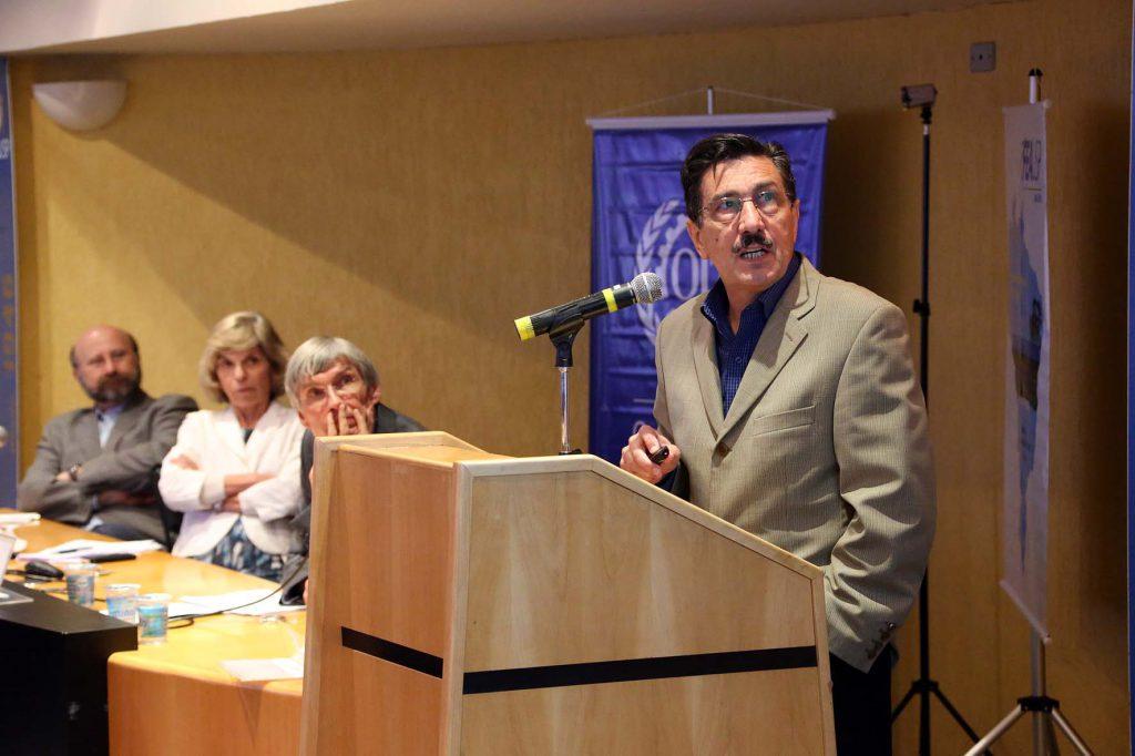 Especialistas discutiram como conciliar desenvolvimento econômico e sustentabilidade. Foto: Marcos Santos/USP Imagens