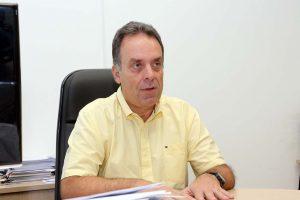 O professor Cláudio Barbieri da Cunha da Escola Politécnica da USP