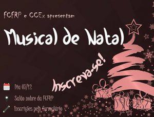 Cris_Musical de Natal da FCFRP