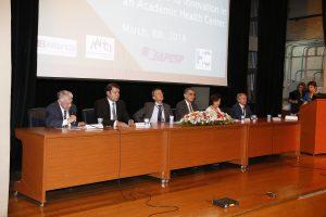 Simpósio debate a gestão de centros acadêmicos de saúde