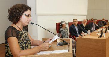 Eliana Sousa Silva assume como titular da Cátedra Olavo Setúbal de Arte