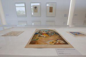 Exposição na Reitoria apresenta 41 desenhos de Di Cavalcanti