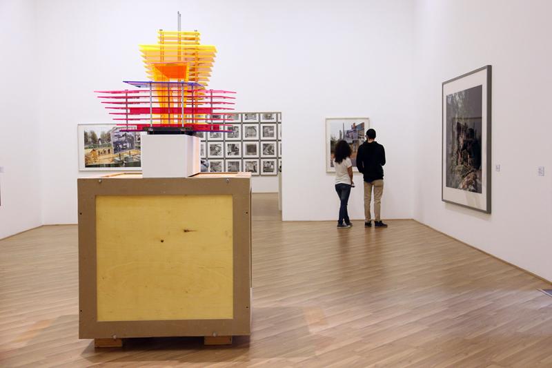 Exposição 'Fora da ordem – Obras da Coleção Helga de Alvear' - Foto: Cecília Bastos/USP Imagens