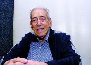 O geógrafo Aziz Ab'Sáber: um dos grandes cientistas do Brasil – Franciso Emolo:Arquivo Jornal da USP