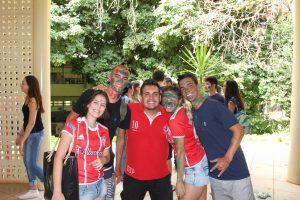 Solidariedade marca a chegada dos calouros na USP em Ribeirão