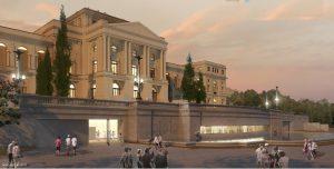 Museu Paulista apresenta ao público o projeto arquitetônico de seu edifício