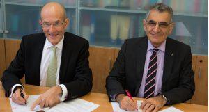Universidade fortalece parcerias com instituições britânicas