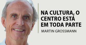 Tragédias estão na história da cultura, diz Martin Grossmann
