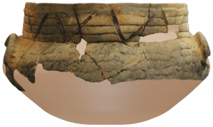 Panela do século XVIII, sítio HCR, Museu Histórico de Itapeva (2011) - Foto: Araújo