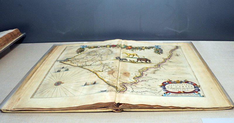 Joannes Blaeu (1663) - Foto: Jorge Maruta/USP Imagens