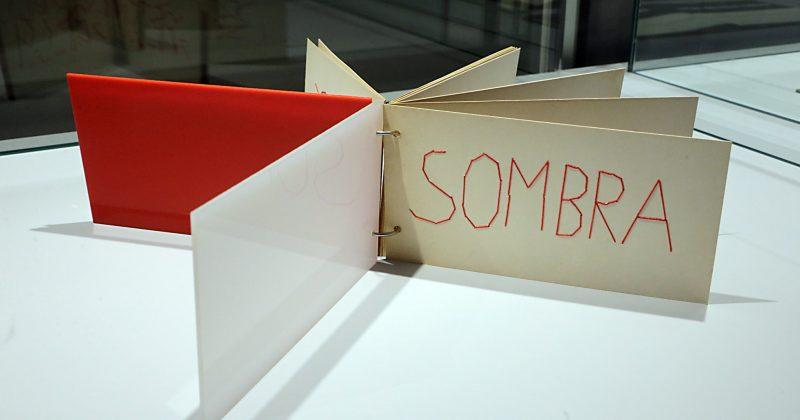 "Lourdes Castro, ""Sombra"" (1971) - Foto: Marcos Santos/USP Imagens"
