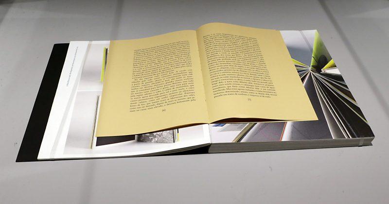 """Rodney Graham, """"Introdução a Lenz"""" (2014) - Foto: Marcos Santos/USP Imagens"""