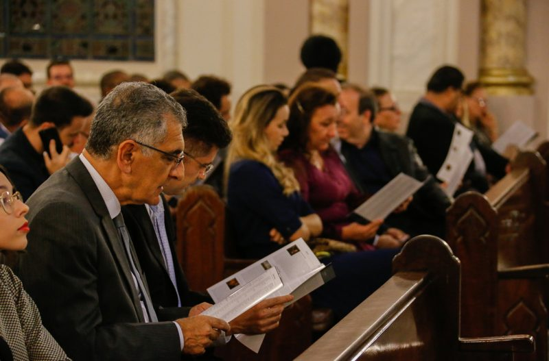 Concerto de Inauguração do órgão de tubo- Foto: Cecília Bastos/USP Imagens
