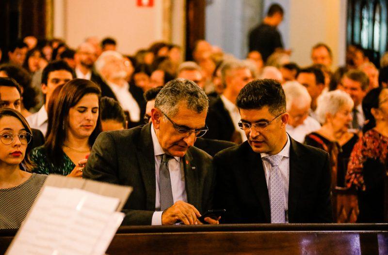 Concerto de Inauguração do órgão sob a regência: Valentina Peleggi - Foto: Cecília Bastos/USP Imagem