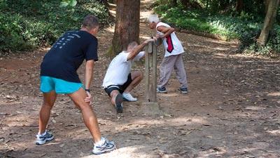 Atividade física pode melhorar o desempenho profissional independente da carreira seguida   Foto: Marcos Santos / USP Imagens
