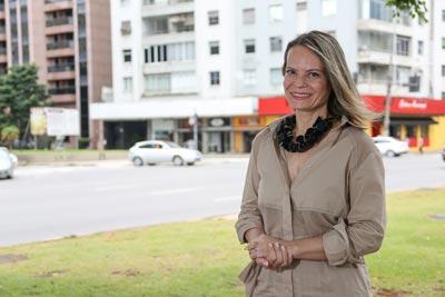 Flavia Liz Di Paolo, especialista em São Paulo | Foto: Cecília Bastos
